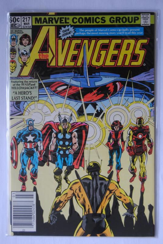The Avengers, 217