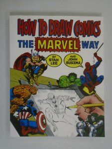 How to Draw Comics the Marvel Way SC (2019)