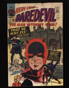 Daredevil #9 GD/VG 3.0 Marvel Comics