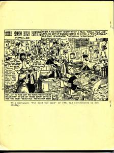 Strip Scene #22 Winter 1982-newspaper comic strip fanzine-Carl Horak-Patsy-VF