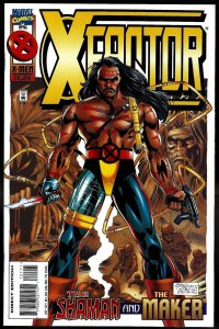 X-Factor 121 NM+ 9.6 Marvel 1996 Uncertified FREE SHIP