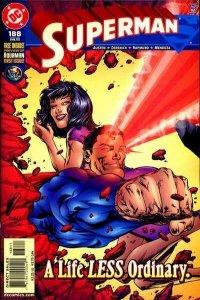 Superman (1987 series) #188, NM + (Stock photo)