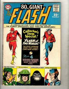 Flash 80 Page Giant # 9 FN DC Comic Book Justice League Batman Superman GK1