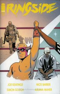 Ringside #3 VF/NM; Image | save on shipping - details inside