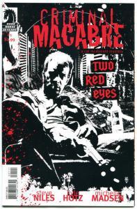 CRIMINAL MACABRE - Two RED EYES #1 2 3 4 , NM, Steve Niles, Tim Bradstreet,2006