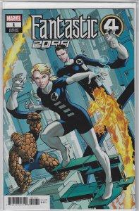 Fantastic Four 2099 Variant #1