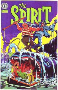 Spirit, the by Will Eisner #3 (Feb-84) NM Super-High-Grade The Spirit