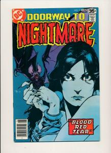 DC DOORWAY to NIGHTMARE #3 Madame Xanadu   VERY FINE  (PF774)