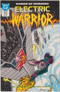 Electric Warrior #15