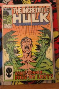 Incredible Hulk  315 FN/VF