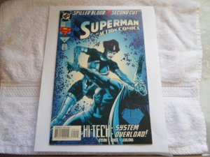 1993 DC COMICS SUPERMAN IN ACTION COMICS # 694