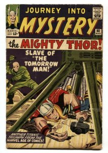 JOURNEY INTO MYSTERY #102 comic book 1964-THOR FIRST SIF-MARVEL