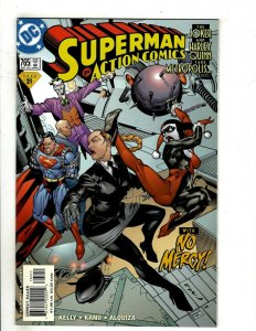Action Comics # 765 NM DC Comic Book Feat. Superman Harley Quinn Batman OF41