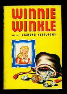 Winnie Winkle and the Diamond Heirlooms w/ dust jacket Whitman #2319