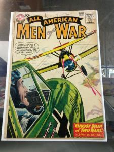 All American Men of War 81 GD (Sept. 1960) DC  Russ Heath
