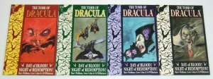 Tomb of Dracula #1-4 VF/NM complete series - epic comics - marv wolfman 2 3