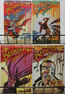 BLOOD OF THE INNOCENT 1-4 Dracula/Jack Ripper complete