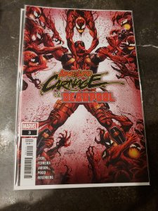 Absolute Carnage Vs Deadpool #3 | Main & Liefeld | Marvel Comics NM 2019