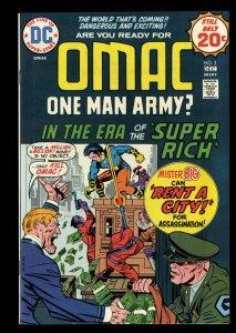 Omac #2 NM+ 9.6