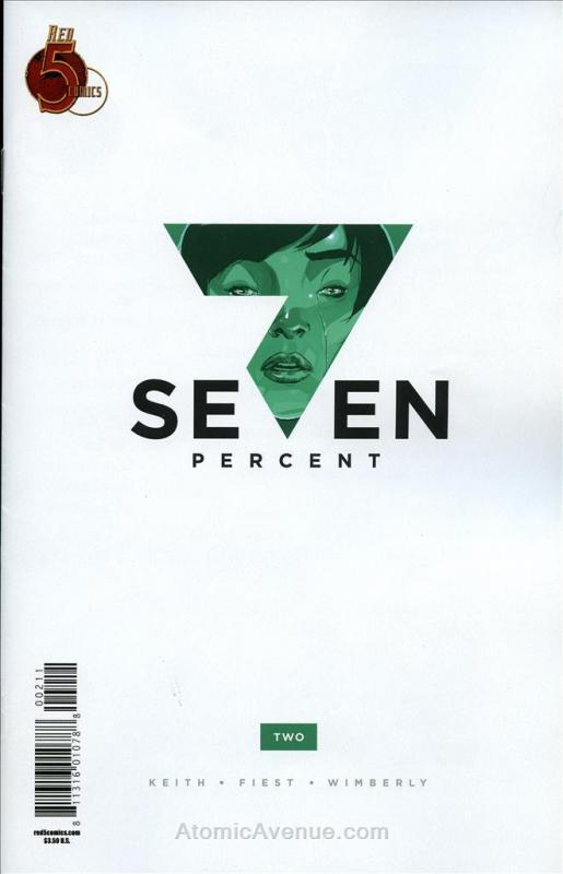 Seven Percent #2 VF/NM; Red 5 | save on shipping - details inside