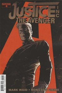 Justice Inc.: The Avenger #4, VF+ (Stock photo)