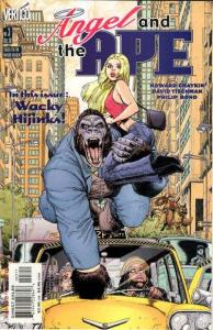Angel and the Ape (2001 series) #3, NM + (Stock photo)