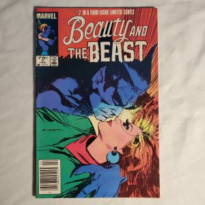 Beauty and the Beast 2 Good/Very Good Cover art by Bill Sienkiewicz