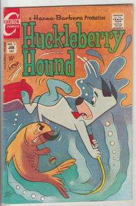 Huckleberry Hound #2 (Jan-71) VF High-Grade Huckleberry Hound