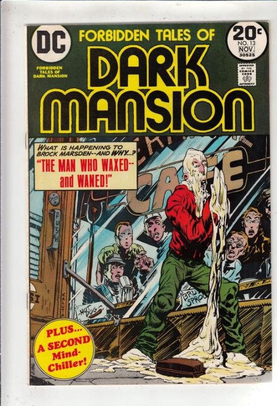 Forbidden Tales of Dark Mansion #13 (Nov-73) NM/NM- High-Grade