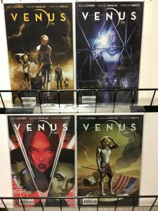 VENUS (2015 BOOM) 1A,2-4  Loverd, Danlan & Forbes