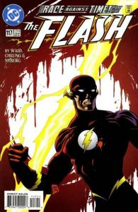 Flash (1987 series) #117, VF (Stock photo)