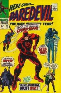 Daredevil #27 (ungraded) stock photo ID# B-10
