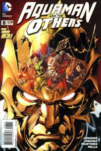 Aquaman and the Others #8, NM + (Stock photo)