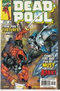 Deadpool(vol. 1)# 18,19,20,21,22  Road to Dead Reckoning !