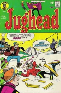 Jughead (Vol. 1) #225 VG; Archie | low grade comic - save on shipping - details