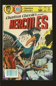 Charlton Comics Hercules Vol 2 No 6 March 1981