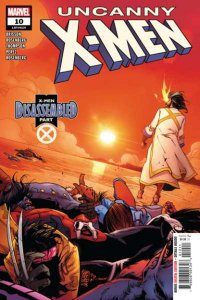 Uncanny X-Men (2019 series) #10, NM + (Stock photo)