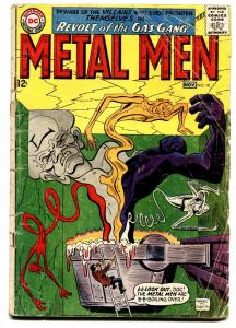 METAL MEN #10 DC comic book SILVER-AGE 1964