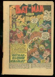 BATMAN #85 1954-DC COMICS-BARGAIN COPY-JOKER-BAT SIGNAL P