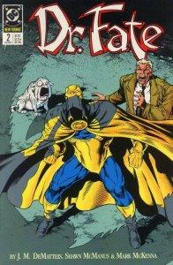 DOCTOR FATE (1988 DC Comics) #2 NM