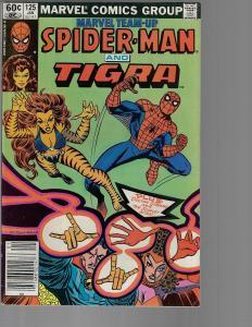 Marvel Team-Up #125 (Marvel, 1983) VF+