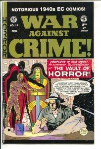 War Against Crime-#11-2001-Gemstone-EC Reprint