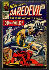 Daredevil #23 VG 4.0 Marvel Comics