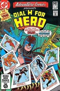 Adventure Comics (1938 series) #483, VF (Stock photo)