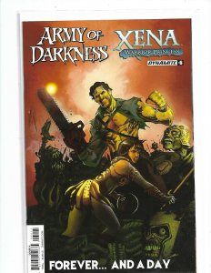 Army of Darkness Xena Forever and a Day #6A NM 2017   nw124