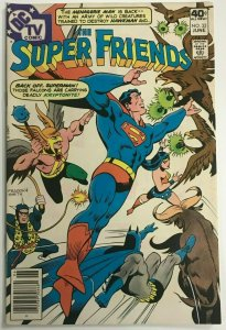 SUPER FRIENDS#33 FN/VF 1980 DC BRONZE AGE COMICS