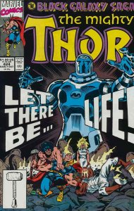 Thor #424 VF/NM; Marvel | save on shipping - details inside
