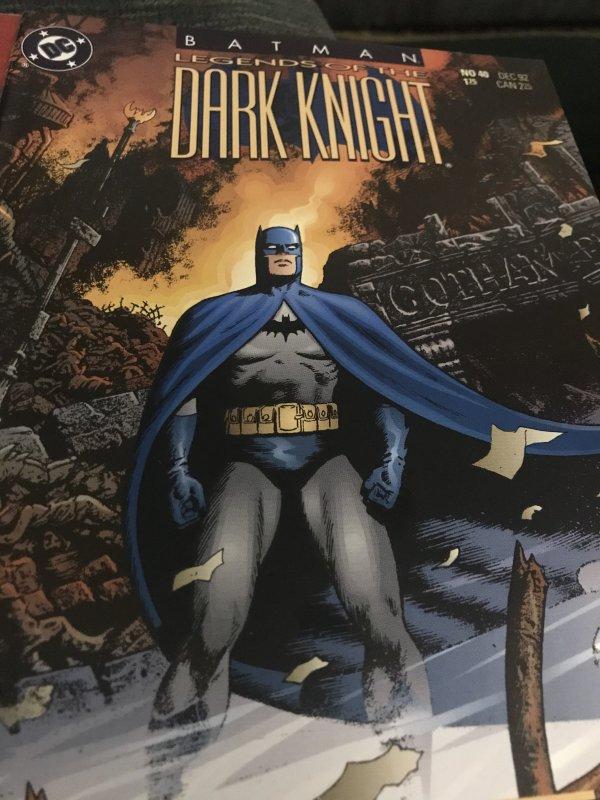 DC Batman Legends of The Dark Knight #40 Mint