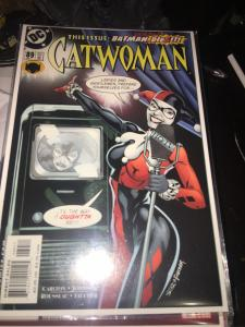 Catwoman #89 Early Gotham City Sirens  Appearance