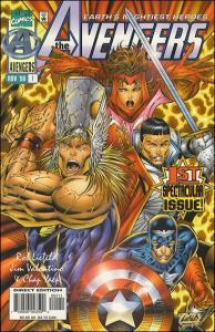 Marvel THE AVENGERS (1996 Series) #1 VF